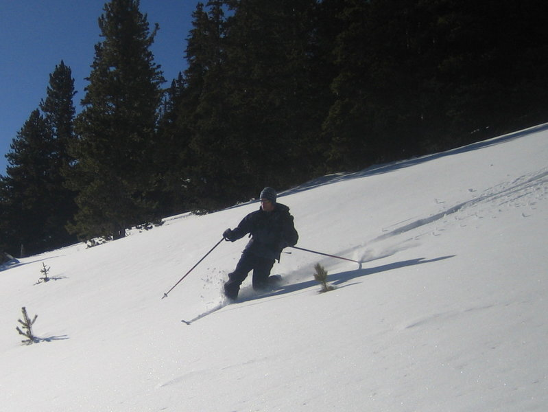 More turns in Saint Kevin's Gulch