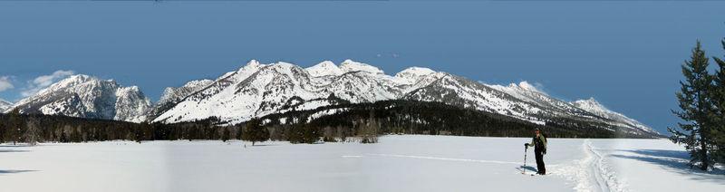 Grand Teton National Park.