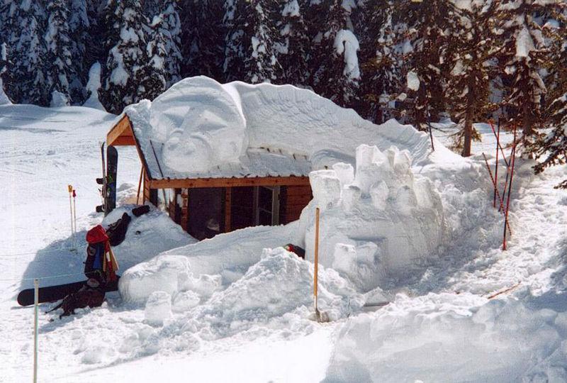 T-Bar 2 shack