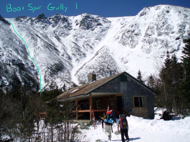 Boot Spur Gully 1