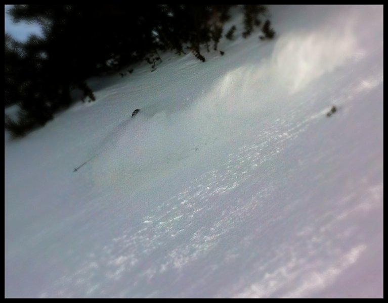My lady getting pitted