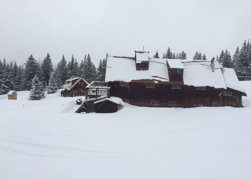 St. Paul Lodge and Hut