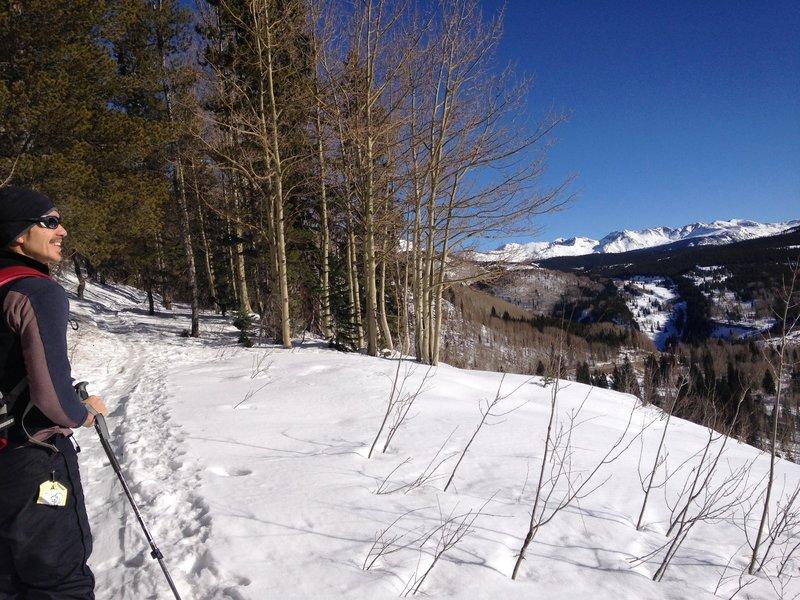 Incredible views on Deer Creek!