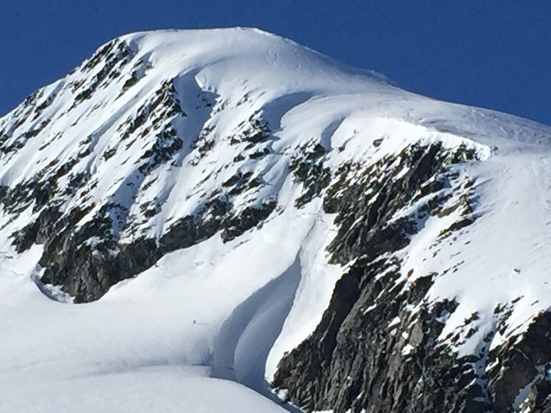 East Ridge of Eldorado Peak