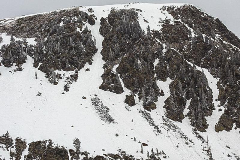 Kachina's southeast facing lines