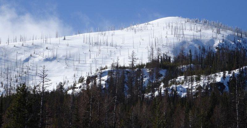 East Bowl of Sherman Peak