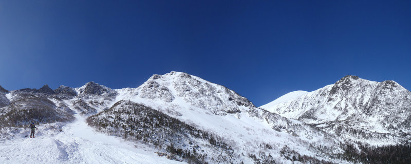 The Tuckerman Experience