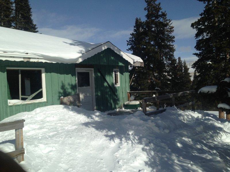 Geneva Basin Ski Patrol Hut