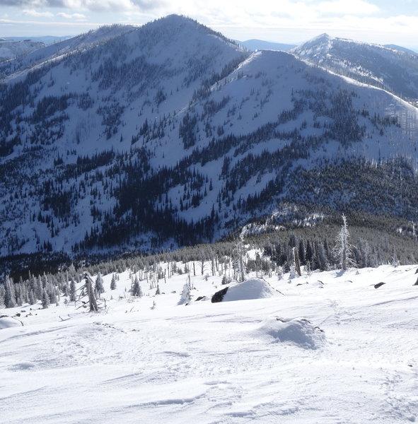 Snow Peak Vista via Sherman