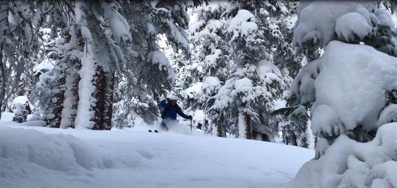 Kevin G skiing 6.5 - Dec 2 2018