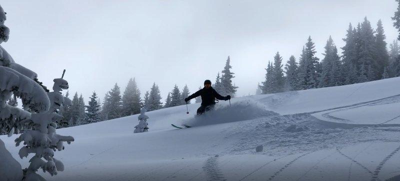 Kevin G skiing 6.1 1/26/2020