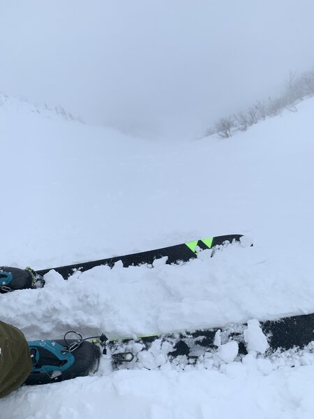 turns on GOS in typical Mt Washington conditions